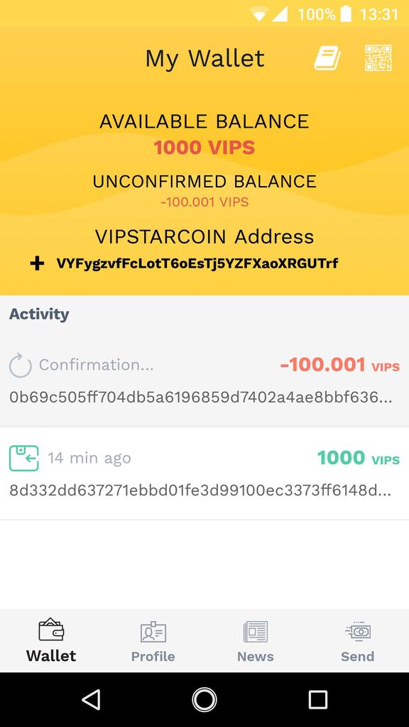 Android Wallet Announced