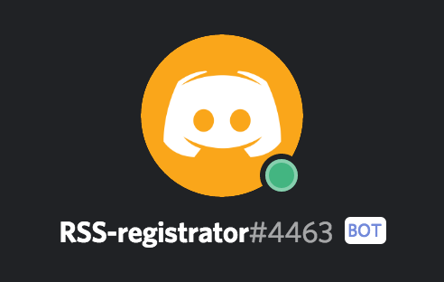 RSS-registator released