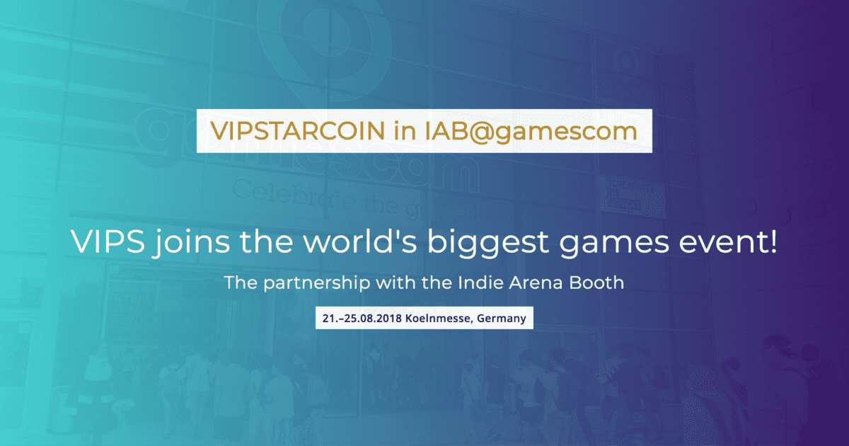 VIPS joins the world's biggest games event!