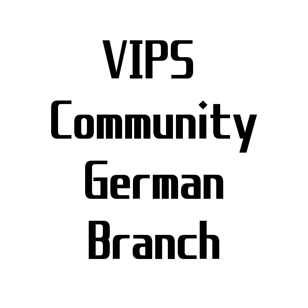 VIPS Community German Branch